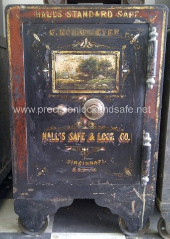 Safe Restoration Antique Safe Restoration New York