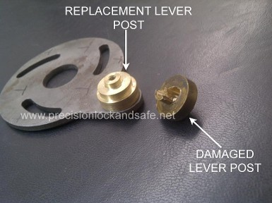 Replacement Safe Lock Part