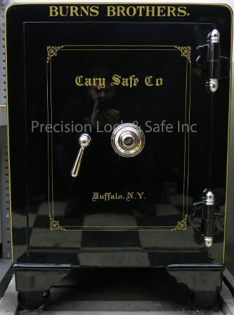 Restored Cary Safe