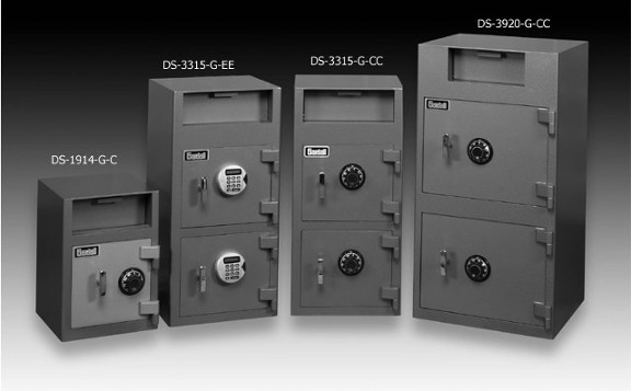 Gardall Double Door Econo Drop Safes