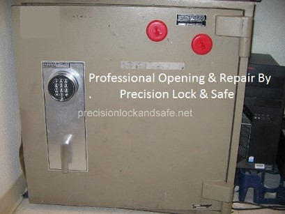 Amsec TL 15  Safe Opening & Repair